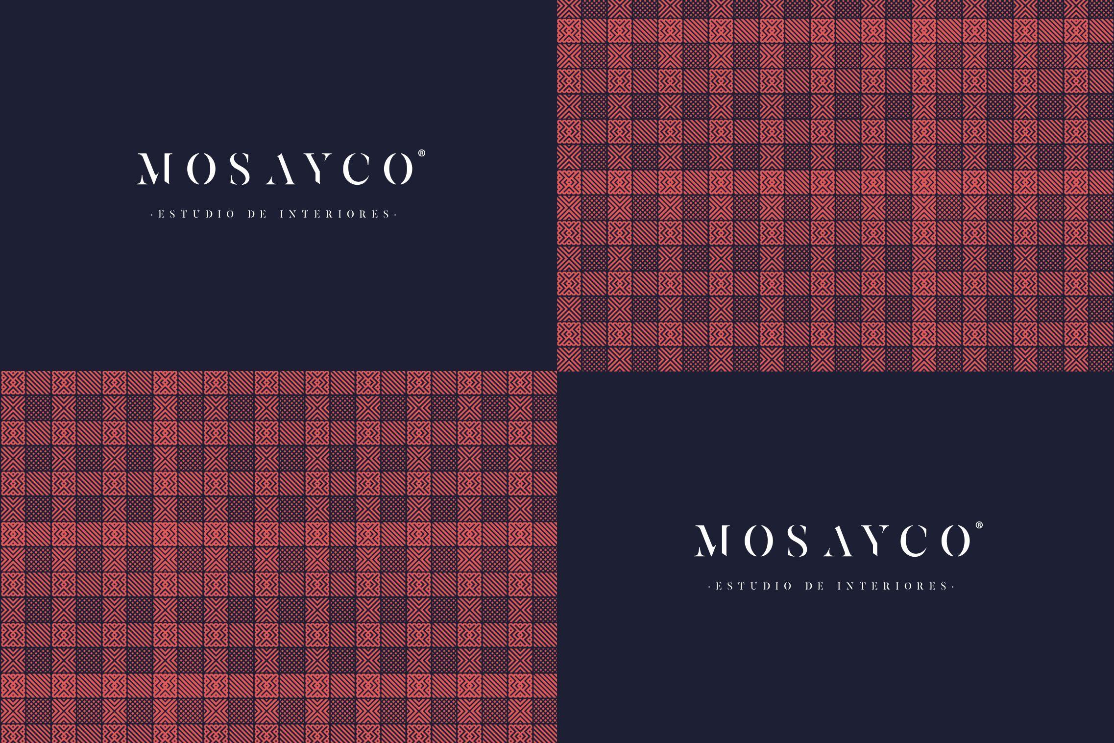 diseño imagen corporativa mosayco