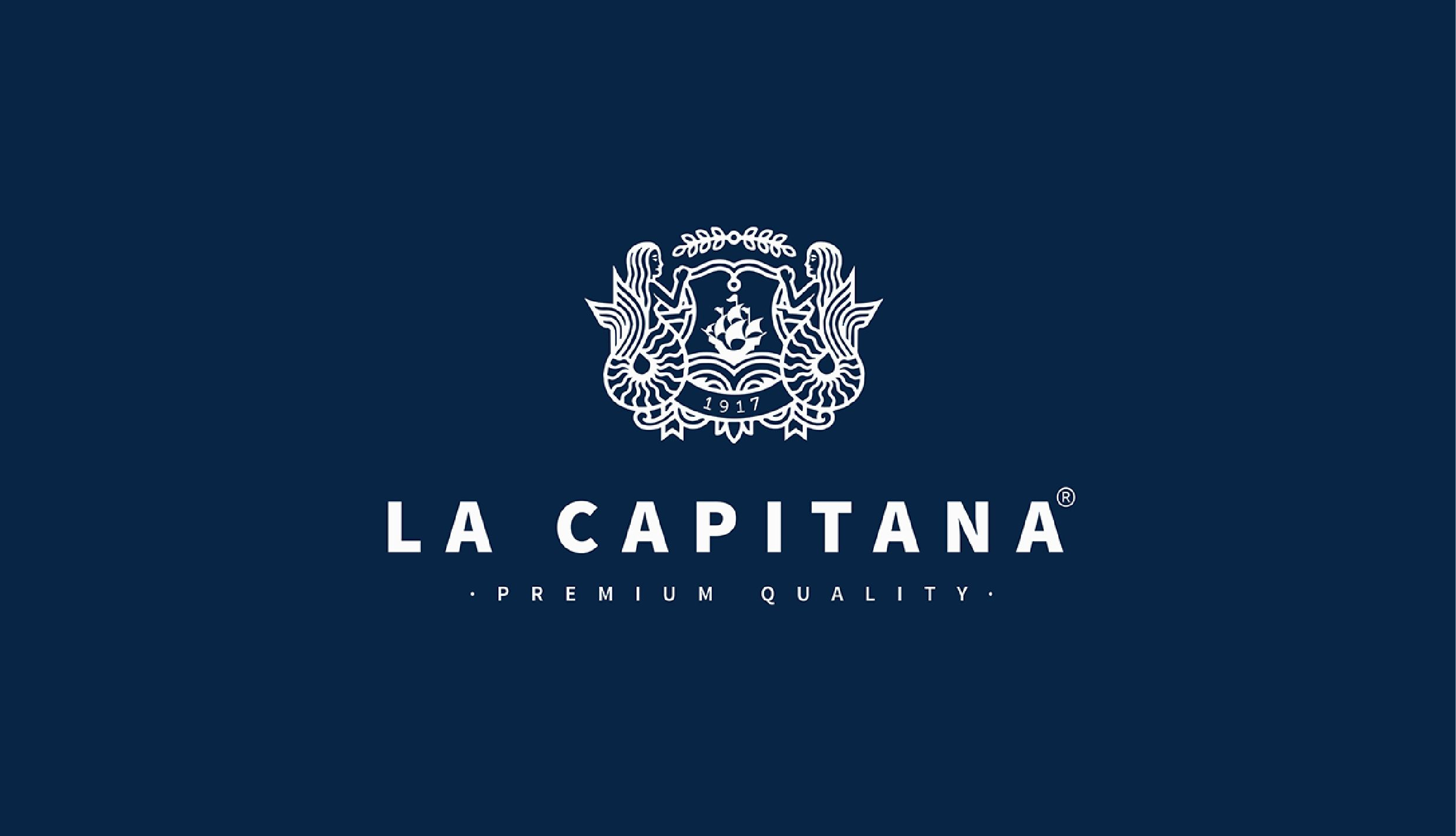 diseño imagen corporativa la capitana