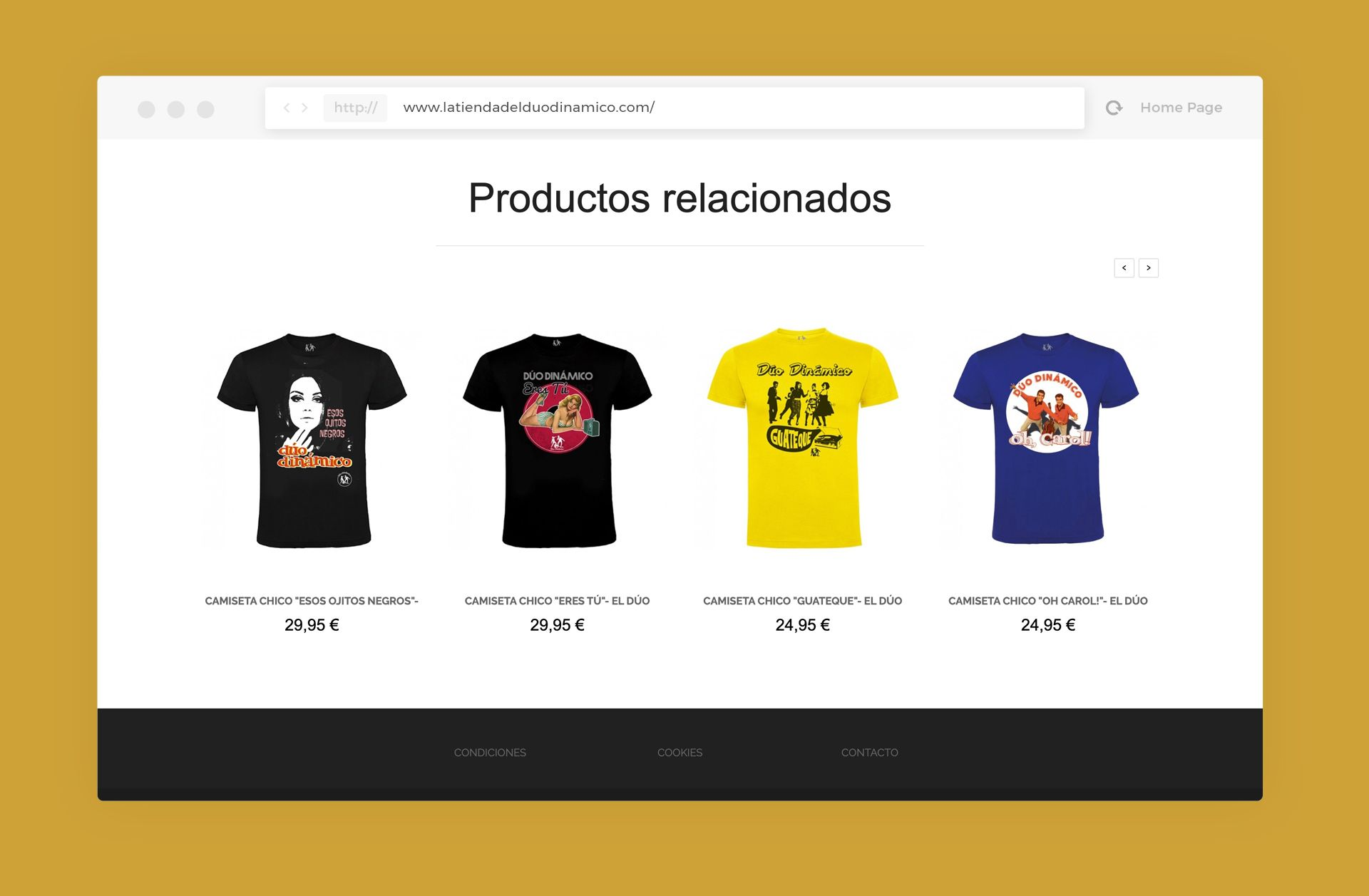 diseño web duo dinámico