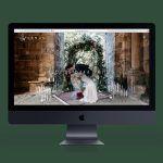 diseño web flores para venus